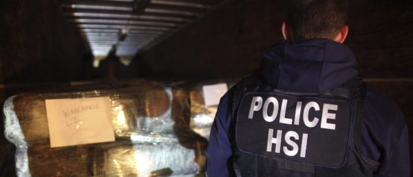 Drug Smuggling Tunnels Skyrocketed After U.S. Tightened Border Security