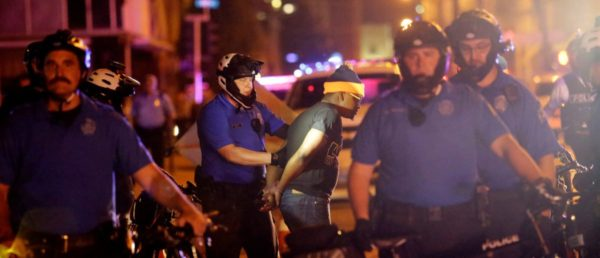 St. Louis Protesters Vandalize Businesses In Another Night Of Protests