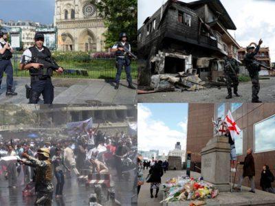 Ramadan Rage 2017: The Complete List of Jihadist Attacks Around the World