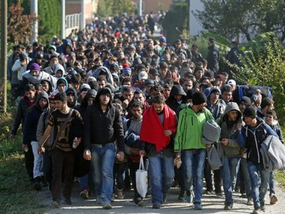 Just Three Per Cent of over Two Million Migrant Arrivals Since 2015 Have Been Deported
