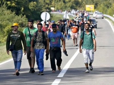 Study: Each Resettled Refugee Costs Taxpayers $15,900 a Year.
