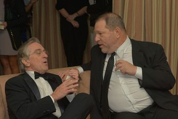 Robert De Niro Trashes POTUS as a 'Low-Life' – Remains Silent on Pal Harvey Weinstein
