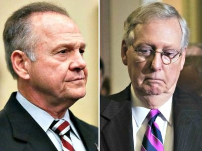 Ryun on Roy Moore: 'I Strongly, Strongly Suspect' McConnell Camp 'Planted Story'