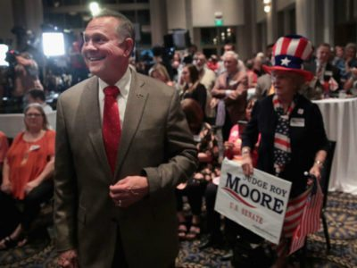 Gorka: Roy Moore's Victory in Alabama Primary a 'Revolutionary Moment in American Politics'