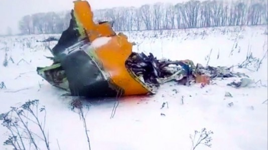 Two Clinton Informants Killed In Russian Plane Crash