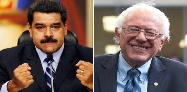 Nicolas Maduro Socialism, Bernie Sanders Socialism: Poison Fruit of the Same Tree