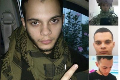 "Fort Lauderdale Jihadi Esteban Santiago aka ""AASHIQ HAMMAD"": ""La ilaha illAllah"",""There is no God but Allah"""