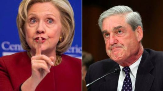 WOW! Hannity Reveals Mueller's Right Hand Man Signed Plea Deal In Clinton-Uranium One Case (VIDEO)