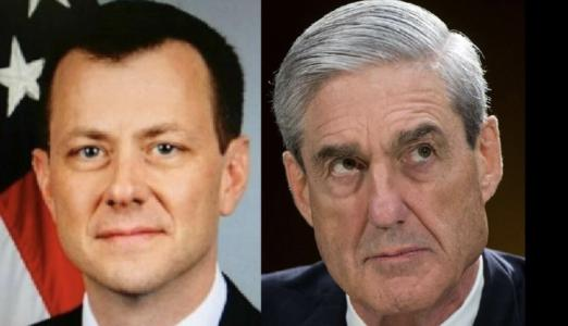"""Jaw-Dropping"" Text: Peter Strzok Admitted Mueller Witch Hunt Was Likely a Nothingburger."