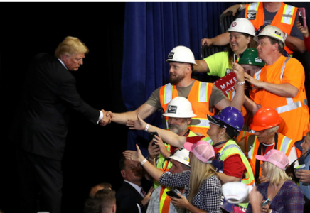 Record 155,576,000 Employed in June; 10th Record for Trump.