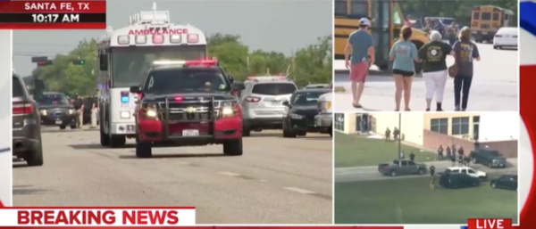 At Least 8 Dead In Shooting At Texas High School, Sheriff Confirms — Here's What We Know.