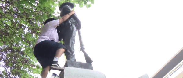 Woman Who Destroyed Durham Confederate Statue Is A Pro-North Korea Marxist