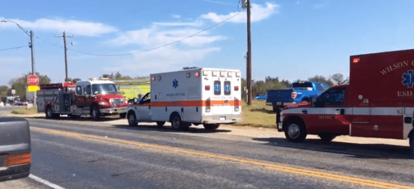 BREAKING: At Least 20 People Reportedly Killed In Mass Shooting At Texas Church [VIDEO]