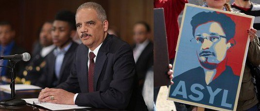 The Obama DOJ's Long History Of Politicization.