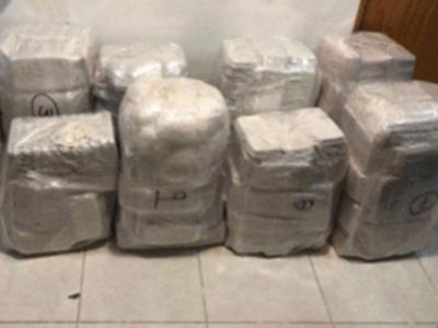 Enough Fentanyl to Kill Millions Found En Route to U.S. South of Border.