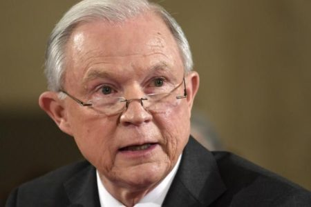 Senate confirms Sessions as attorney general