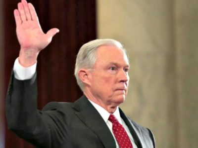 Sessions on Offense: Calls Trump-Russia Conspiracy 'Appalling and Detestable Lie'…  …'Not one thing happened that was improper'