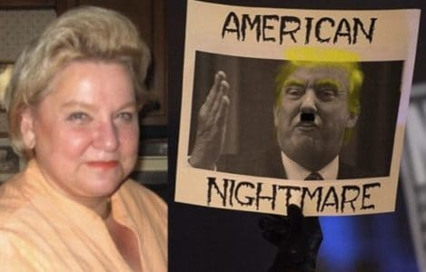Woman born in Nazi Germany asked about Trump-Hitler comparisons; her response is jaw-dropping