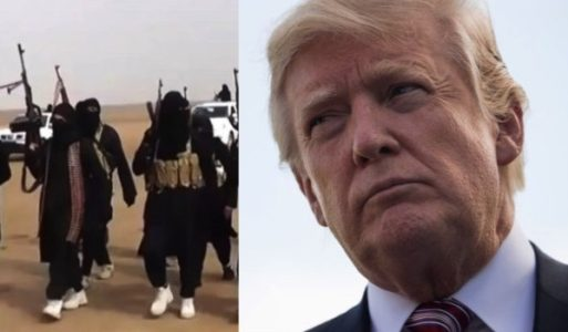 COLLAPSE: After just 10 months of Trump presidency, ISIS forced to do the unthinkable