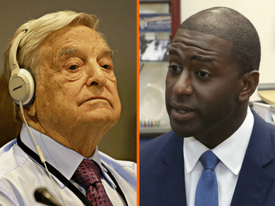 Soros Money Behind 'Black Political Power' Outfit Supporting Andrew Gillum in Florida.