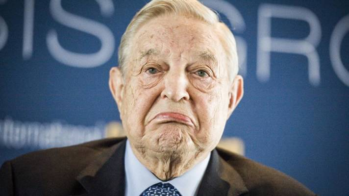 Soros Steams That Trump's