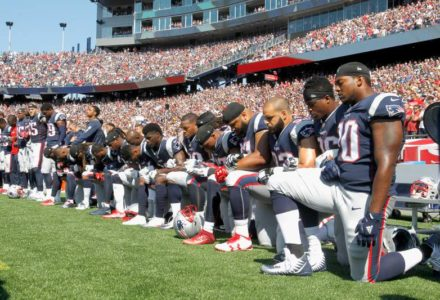 The reality of what NFL players are protesting