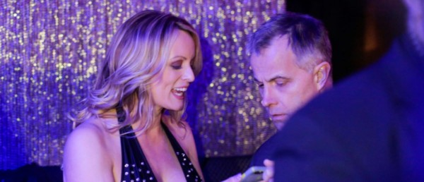 Stormy Daniels Says She's Not A Victim, Trump Encounter Was Consensual.