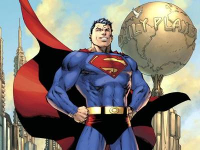 DC Comics Tweets Superman Stands with Fellow 'Refugees' on 'World Refugee Day'