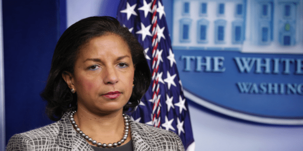 Flashback=> Susan Rice in January: We Were Able to Get Syrian Government to Voluntarily and Verifiably Give Up Chemical Weapons
