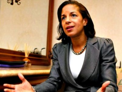 Susan Rice Urges Donald Trump to 'Tolerate Nuclear Weapons in North Korea'