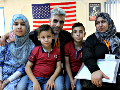 More Than Half of Foreign Refugees Are on Taxpayer-Funded Food Stamps.