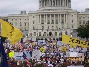 We Still Need the Tea Party!
