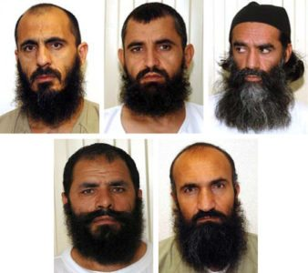 "Where Are They Today? Obama Reportedly Gave $5 Billion for Deserter Bergdahl and Released ""Taliban 5"" from Gitmo"