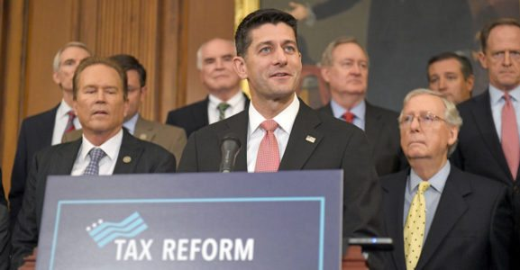 Tax Reform Just Got Real. Why the GOP Tax Plan Is Great News for America.