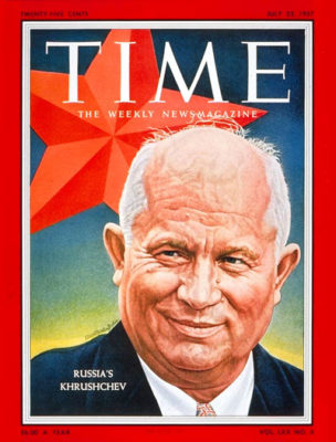 Khrushchev's Declaration to Bury America is Successful