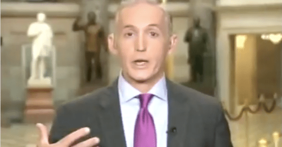 Gowdy: 'I've Seen With My Own Eyes' Comey Decided On Clinton Exoneration Before Interviewing Her