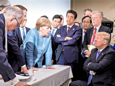 G7 Summit: Trump Gives Masterclass in 'America First' to Globalists.