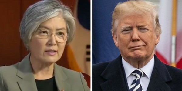 'Credit Goes to President Trump': South Korean Foreign Minister Praises Peace Deal.