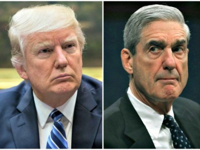 'No Collusion' — Trump Declares Victory After Mueller Russia Indictments.