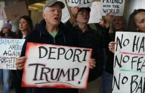 TRUTH about anti-Trump airport protests confirms our WORST fears