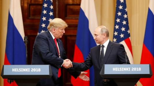 President Trump's Numbers Increase After Helsinki Meeting – Among Best Presidential Approval Numbers in a Century.