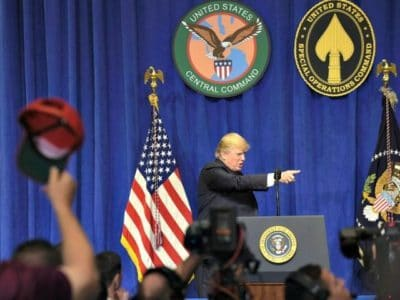 Donald Trump: Media Not Reporting on Radical Islamic Terrorism