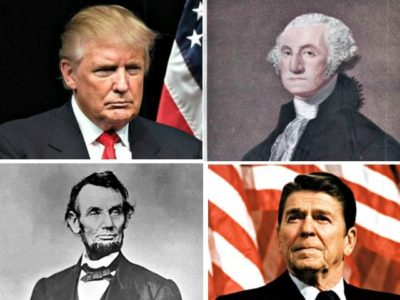 Trump's National Day of Prayer Follows Tradition of Washington, Lincoln, and Reagan.