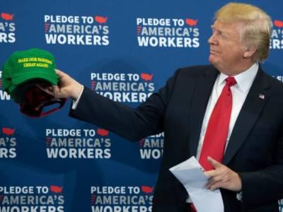 USDA Secretary Perdue: President Trump Stands with American Farmers.
