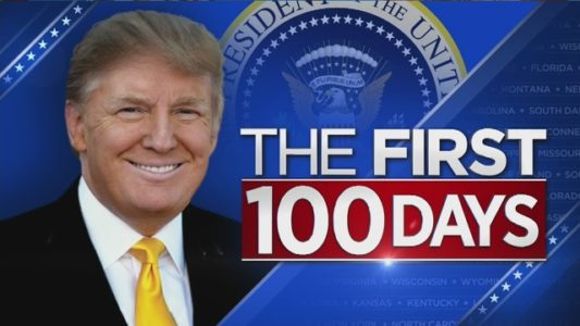 HERE IT IS => Complete List of President Trump's Major Accomplishments in First 100 Days