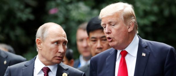 Trump Speaks With Putin For More Than An Hour Photo of Alex Pfeiffer