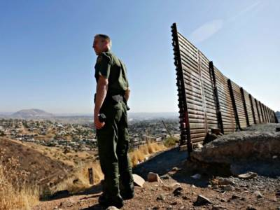 Poll: Most Americans Think U.S. Border Most Porous in the World.