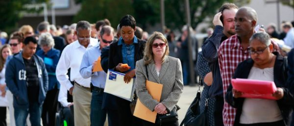 Claims For Unemployment Benefits Continue To Drop