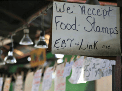 Food Stamp Usage Has Fallen Every Month of Trump Presidency