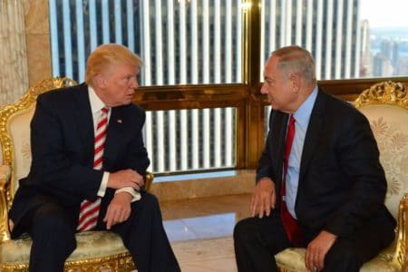 Former Israeli Envoy to Washington: Iran Should Dominate Trump-Netanyahu Meeting